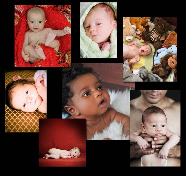 Newborn Photography at your home
